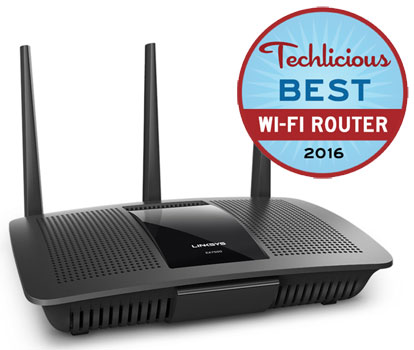 The Best Wi-Fi Router: Linksys EA7500