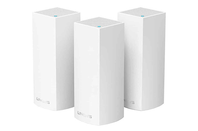 Best All-Around Wi-Fi Mesh Router: Linksys Velop