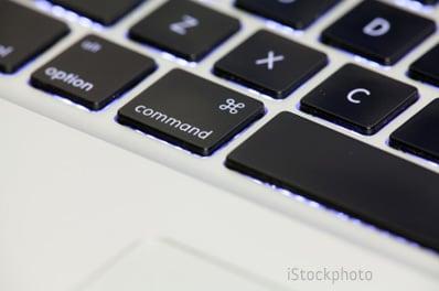 Mac command key