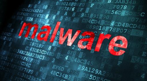 Malware concept image