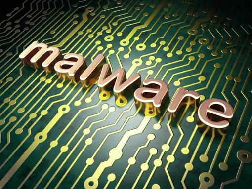 Malware on a circuit board
