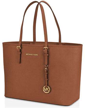 Michael Kors Jet Set Laptop Travel Tote