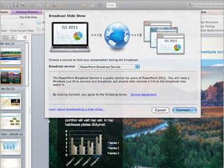 Microsoft Office Mac 2011 PowerPoint