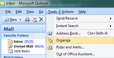 Make Important Email Standout in Outlook with Color Coding