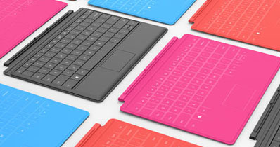 Microsoft Surface TouchCover