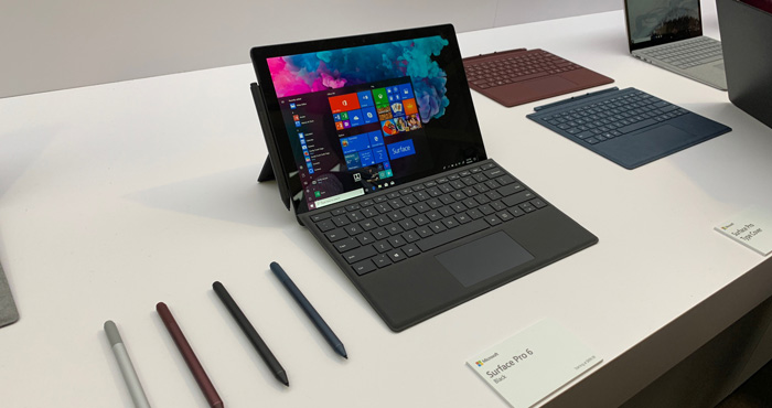 Microsoft Upgrades Surface Pro, Laptop and Studio PCs, Unveils New