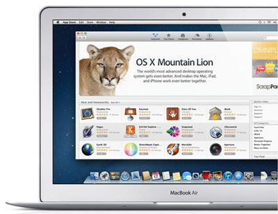 OS X Mountian Lion