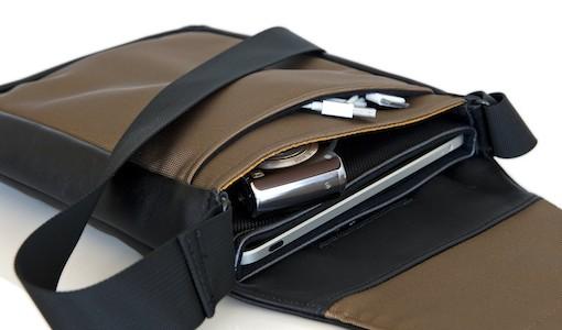 Muzetto Leather Bag