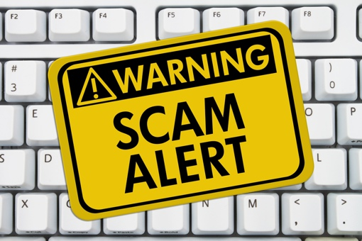 Nigerian scam alert