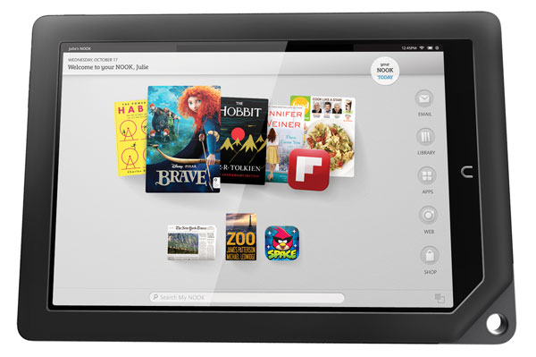 "Barnes & Noble Nook HD ""7"
