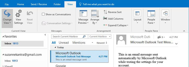 how to make font larger in outlook mail