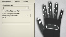 Peregrine glove software