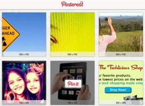 Pinterest Bookmarklet Image Select