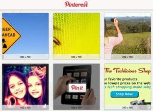 Pinterest Bookmarklet Image Select