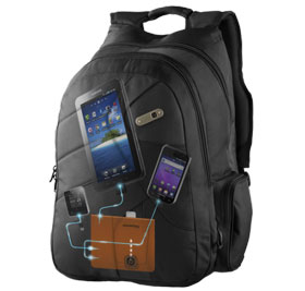 PowerBag Backpack by ful