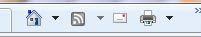 Internet Explorer inactive RSS