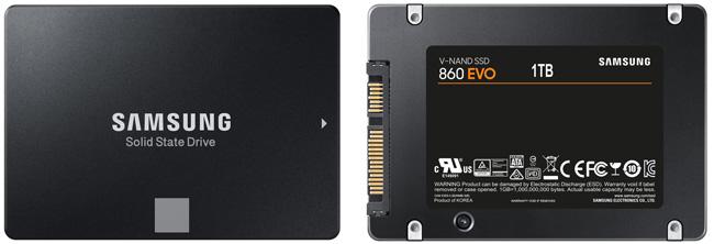 Samsung EVO 860 SSD