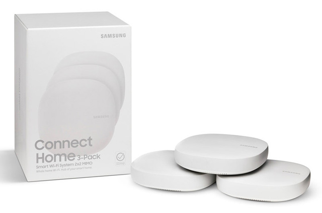 Best for setting up a smart home: Samsung Connect Home