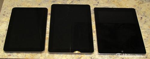 Samsung Galaxy Tab 8.9 vs 10.1 vs iPad2