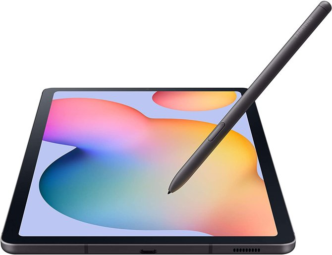 A tablet for taking handwritten notes: Samsung Galaxy Tab S6 Lite