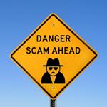 scan alert sign