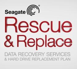 Seagate Rescue & Replace