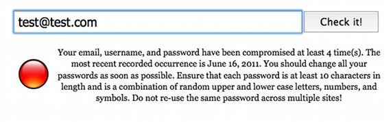 Should I Change My Password