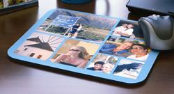 Snapfish collage mousepad