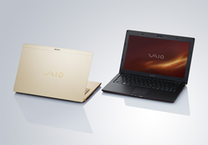 Sony VAIO X Series laptop