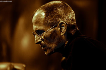 Steve Jobs photo taken by Renee Blodgett