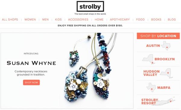 Strolby