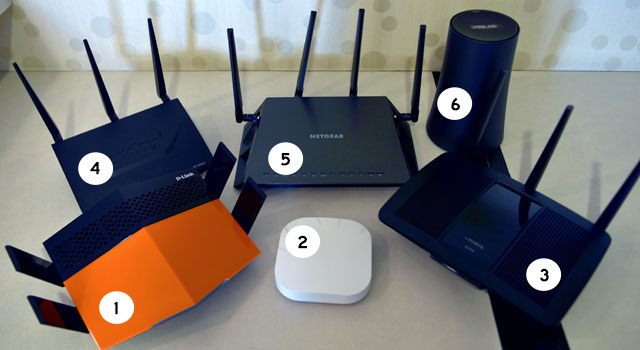 The Best Wi-Fi Router - Techlicious