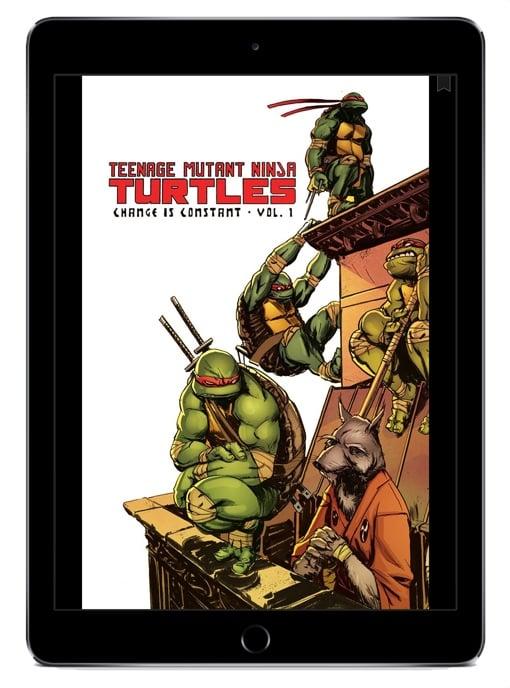 Teenage Mutant Ninja Turtles on Scribd