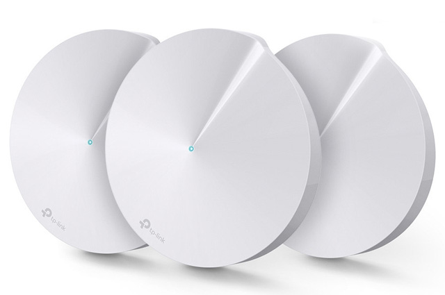 Best for included security: TP-Link Deco M5