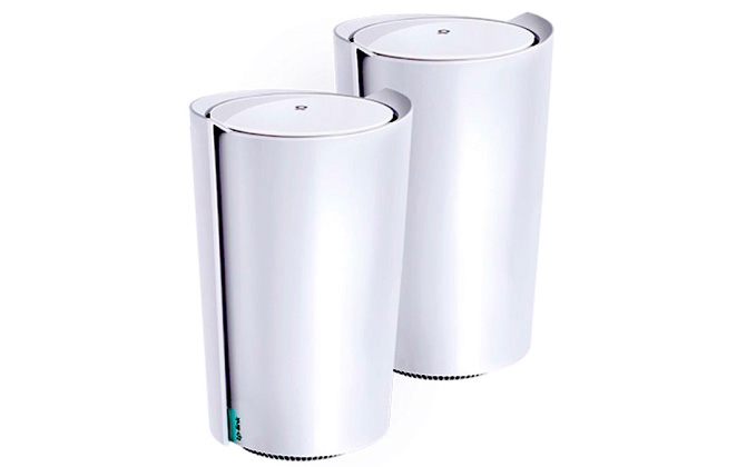 TP-Link Deco X96 AX7800 Whole Home Mesh Wi-Fi 6E System