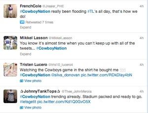 Twitter #cowboynation