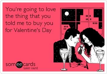 Valentine's Day someecard