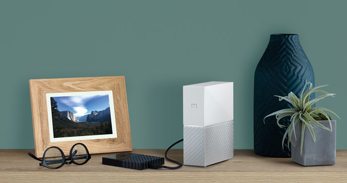 WD My Cloud Home is All About Content Sharing - Techlicious