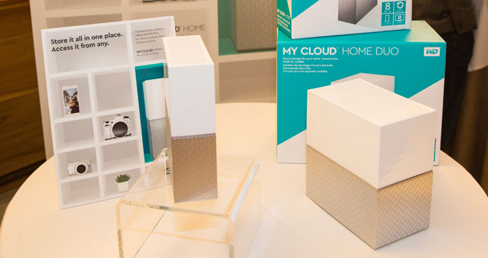 WD My Cloud Home Makes Controlling & Accessing Files Anywhere Easy