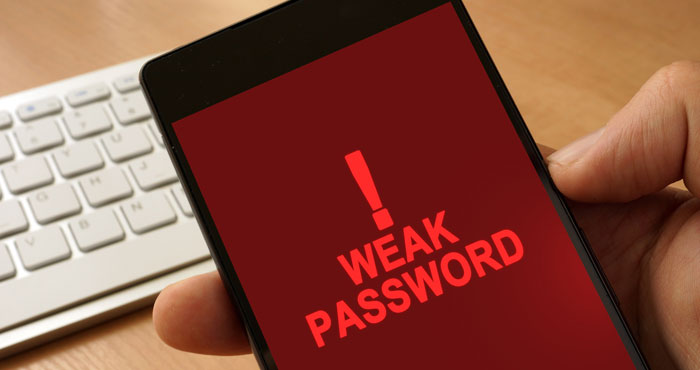 These Sites Bad Password Policies Put You in Danger