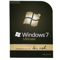 Windows 7 Ultimate Signature Edition