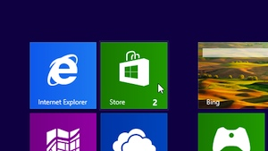 Windows 8.1 Store icon