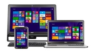 Windows 8.1 devices