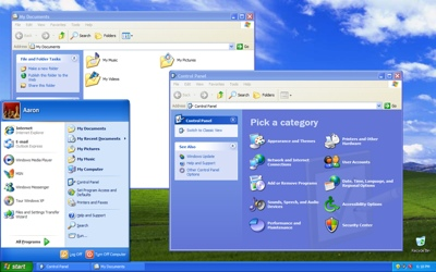 Windows XP screenshot