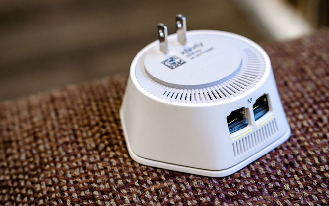 xFi Pods 2nd Gen has two ethernet ports