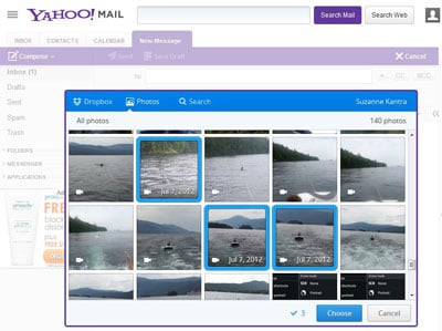 Send Huge Files Easily with Yahoo! Mail - Techlicious