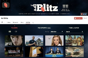 YouTube Ad Blitz
