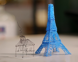 3Doodler Pen art works