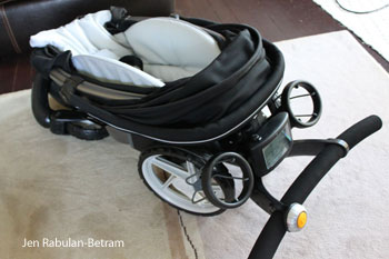 4moms Origami Stroller review - YouTube | 233x350