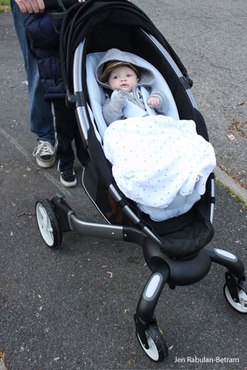 4moms Origami Stroller Review Techlicious
